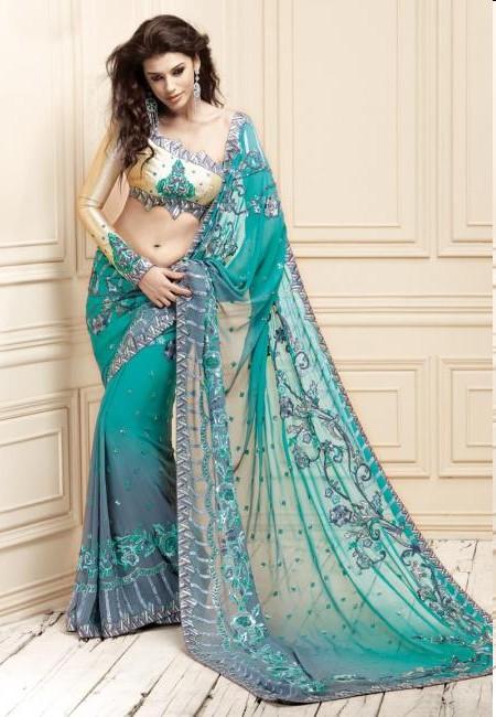 Lovely white saree for pakistani girls saree blouse designs sarees