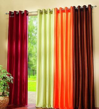Taffeta Curtains Curtains