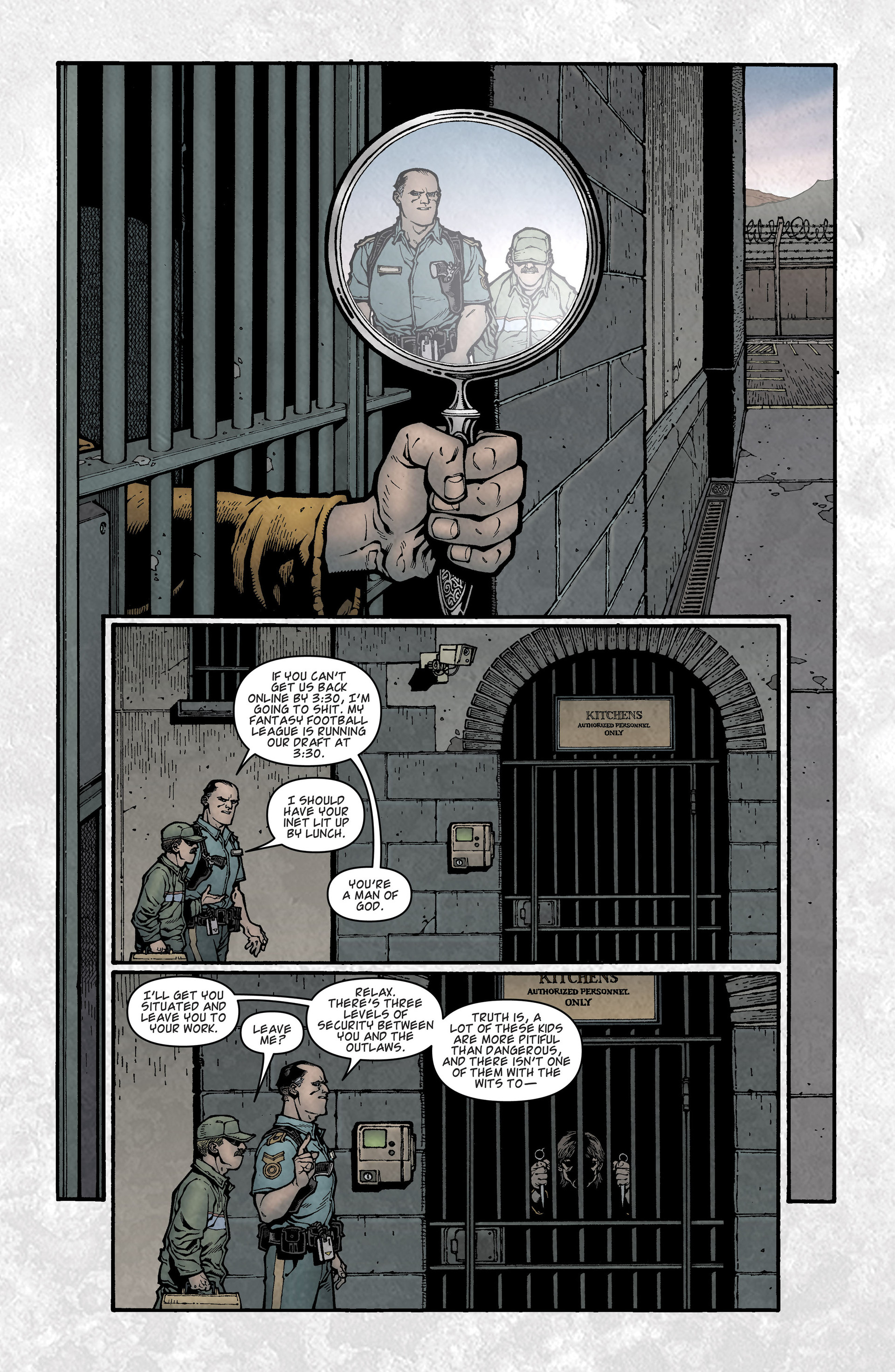Locke & Key (2008) Issue #3 #3 - English 6