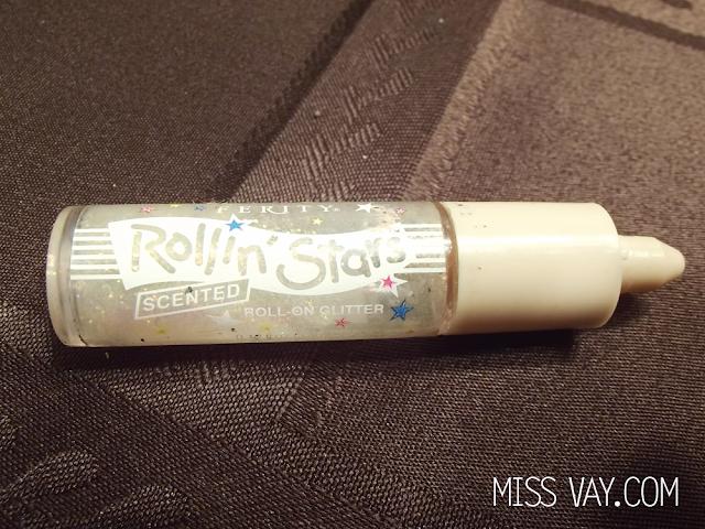 Paillettes Rollin Stars de Cosmo Cosmetics