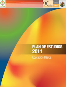 PLAN DE ESTUDIOS SECUNDARIA 2011
