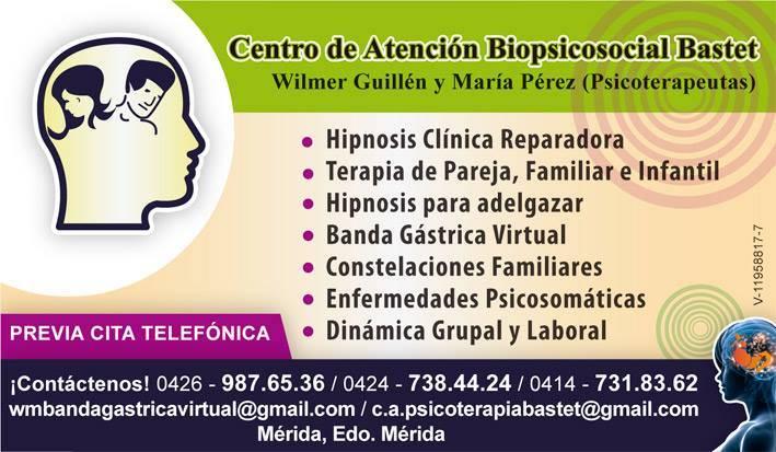 Centro de Atención Biopsicosocial BASTET