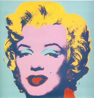 Marilyn Monroe, por Andy Warhol
