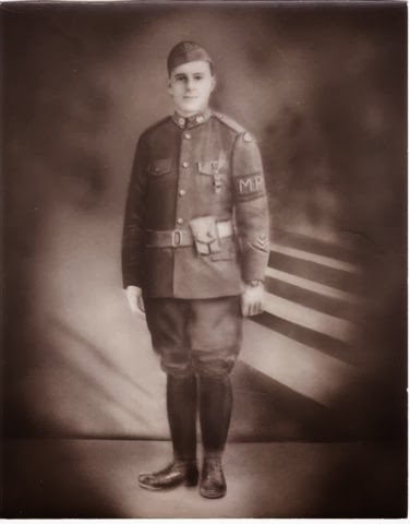 Lanzillotta, Lanzilotto, world war I, military police