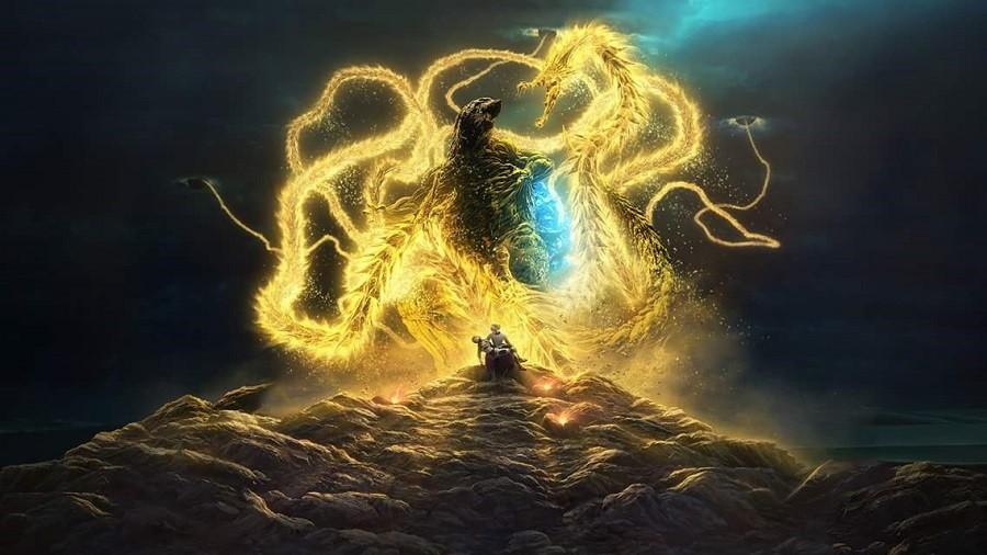 Godzilla - O Devorador de Planetas Torrent Imagem