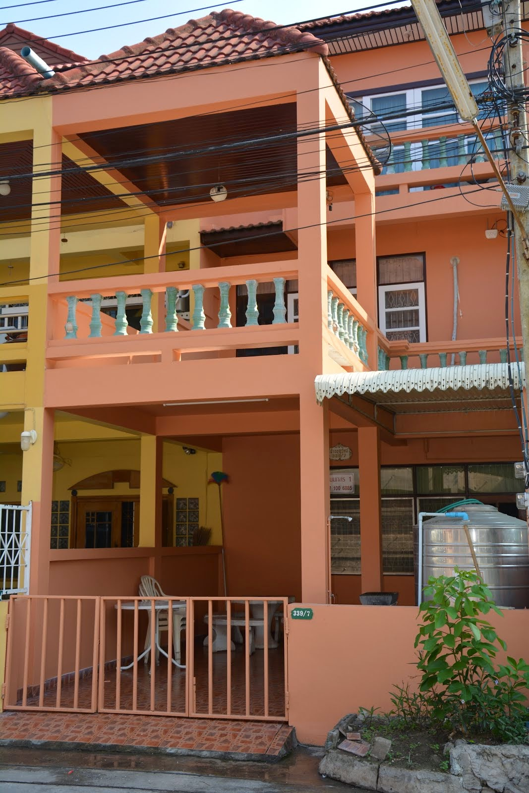 บ้านนภสร ที่พักชะอำหมู่คณะราคาถูก 50-400 ท่านพิเศษนักเรียน 280 บาท/ท่าน