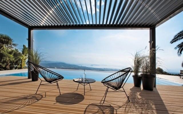 Aluminum Terrace Roofs Ideas