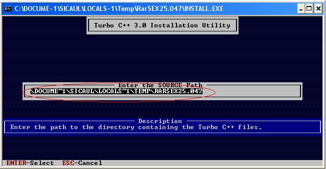 Download dan Instal Turbo C