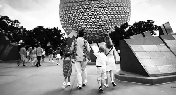 EPCOT Center in Escape from Tomorrow