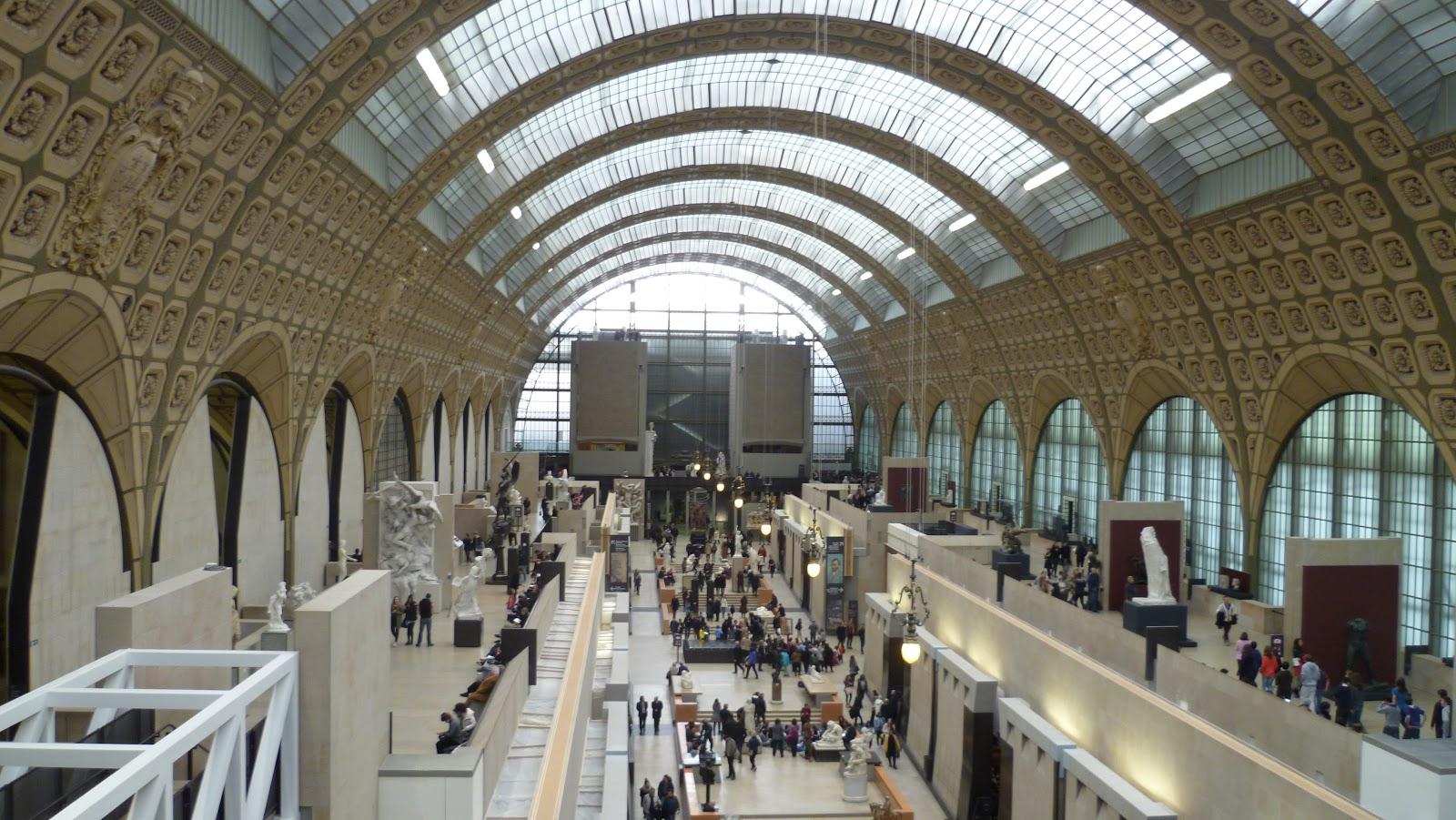 architecture street style le mus e d 39 orsay paris france
