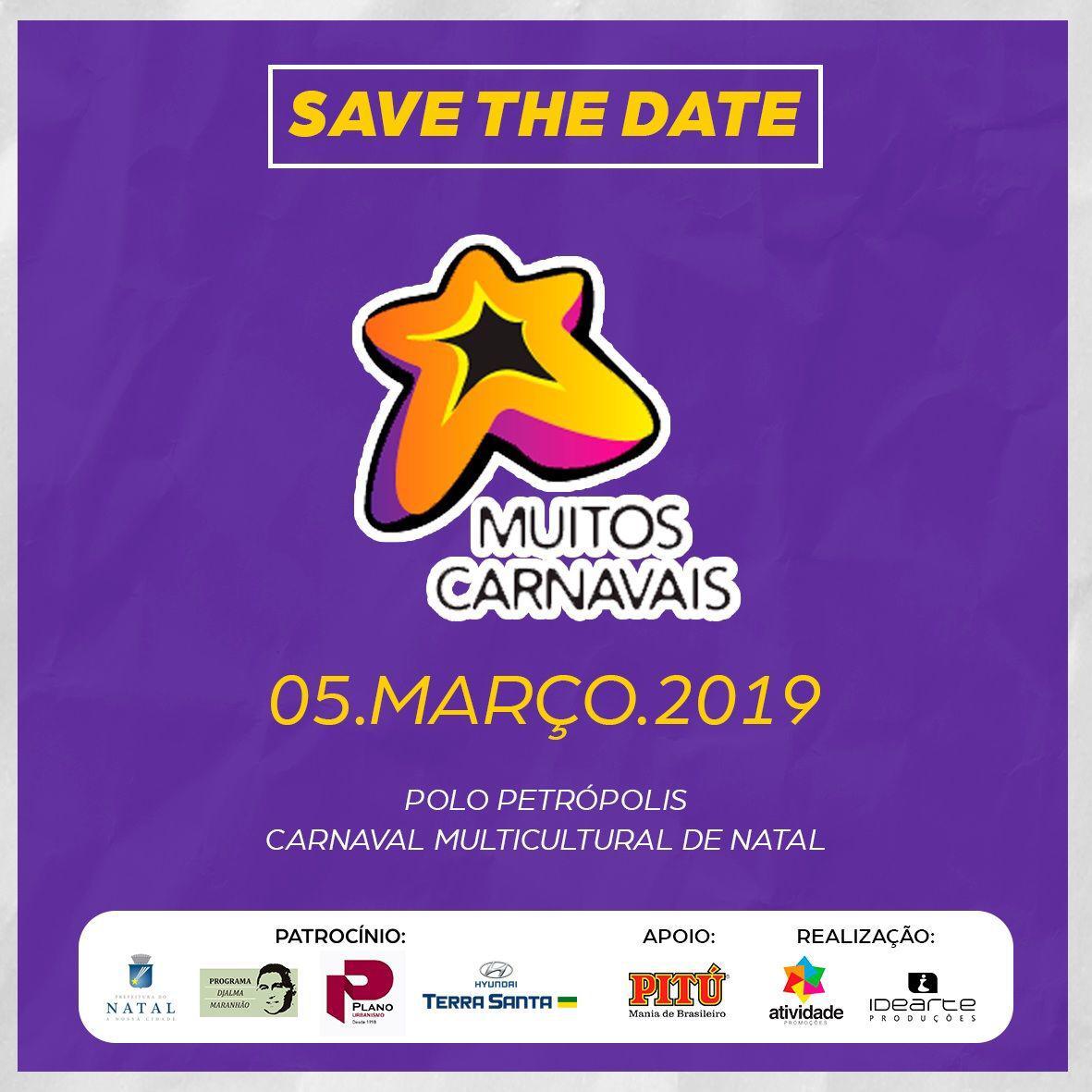 MUITOS CARNAVAIS - 05/03