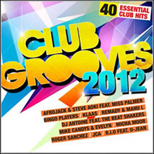 CD Club Grooves (2012)