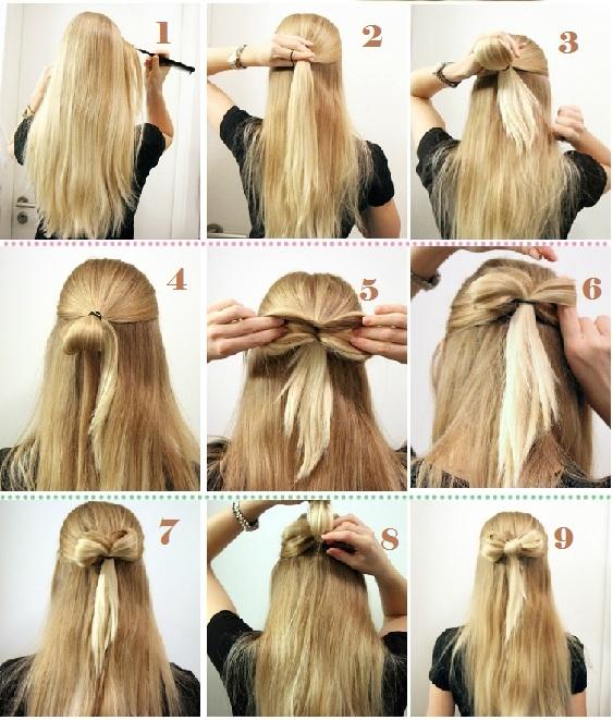 comment se coiffer matin femme