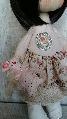 подарок, текстильная кукла, подарок любимой, подарок на день рождение, что подарить на день рождение