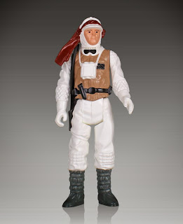 Gentle Giant Kenner Jumbo Star Wars Luke Skywalker in Hoth Gear Figure