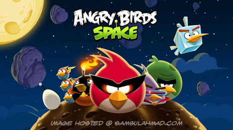 Download Angry Birds Space Untuk Gajet Anda Sekarang!