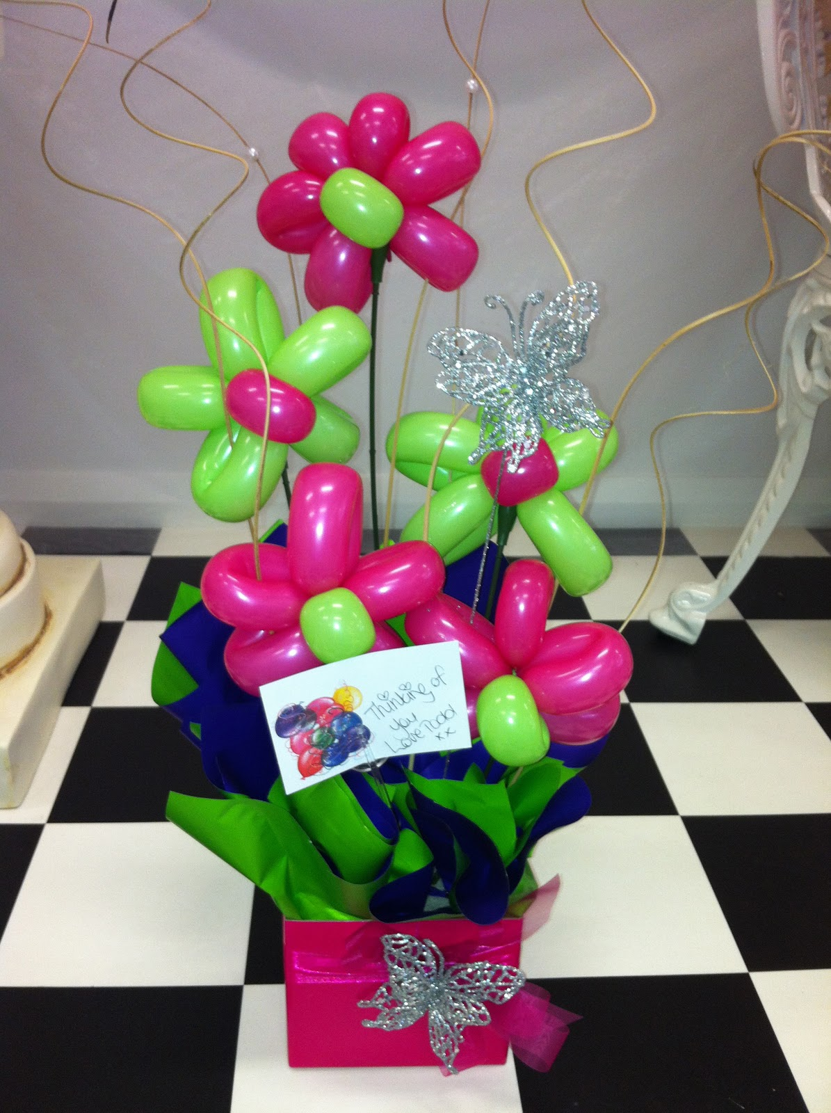 Enchanted Events And Balloons Some Birthday Balloons Ideas