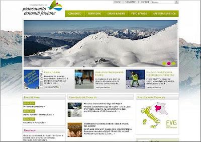 Consorzio turistico Piancavallo Dolomiti Friulane