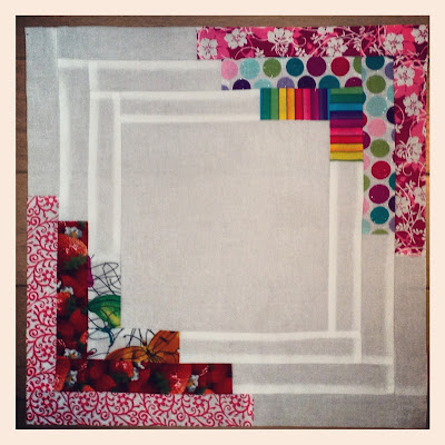 scrappy, corners,bee blocks