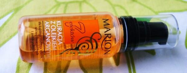 Marion, Kuracja z olejkiem arganowym - czy aż 7 efektów?