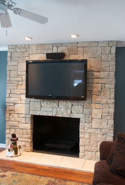 Tv Above Fireplace >> North Star Stone- Stone Fireplaces & Stone Exteriors: Questions about Stone Fireplaces and ...