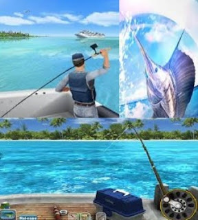 Fishing Game APK Game For Android
