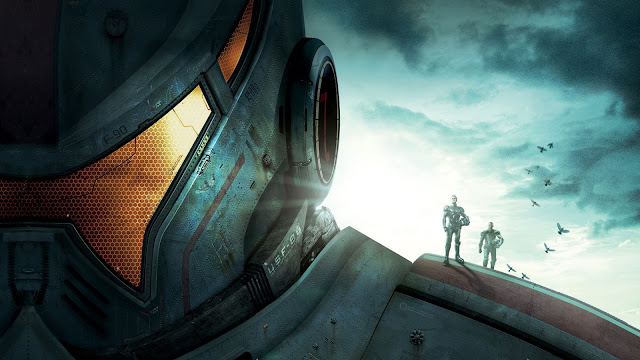 2013 Pacific Rim HD Wallpaper