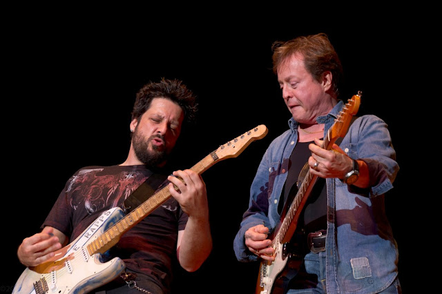 Guitarist Rick Derringer 2012 with Doug Rappoport