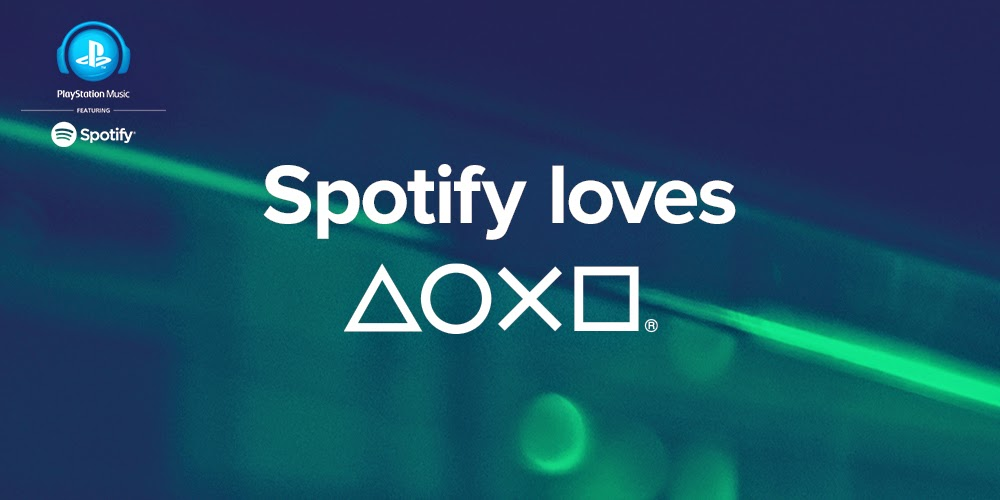Spotify Se Integra A Las Consolas De Sony Con PlayStation Music