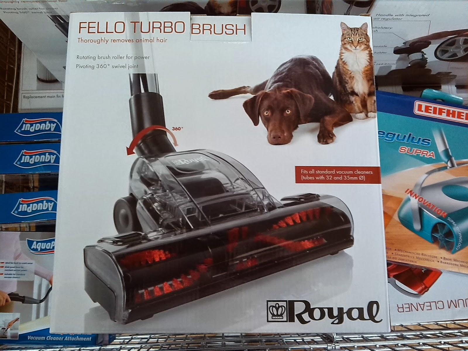 Fello Turbo Brush
