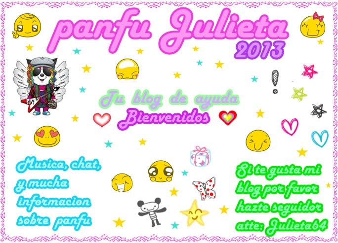 ★☆♡Panfu Julieta, Tu blog de ayuda☺♀♂
