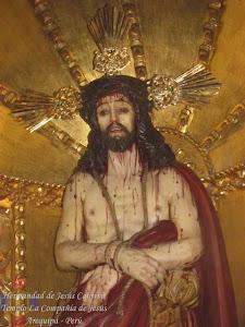 Septiembre - Señor Justo Juez - Templo La Compañía de Jesús