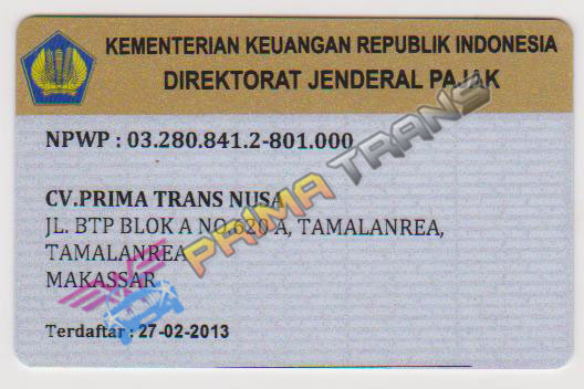Legalitas Rental Mobil Makassar