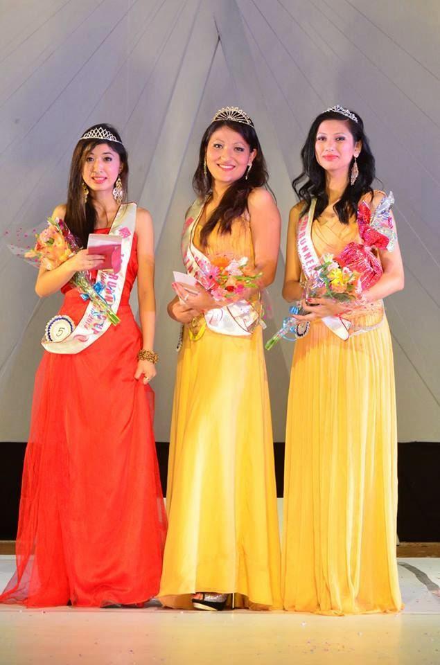 Suchitra Pradhan Miss Sikkim 2014