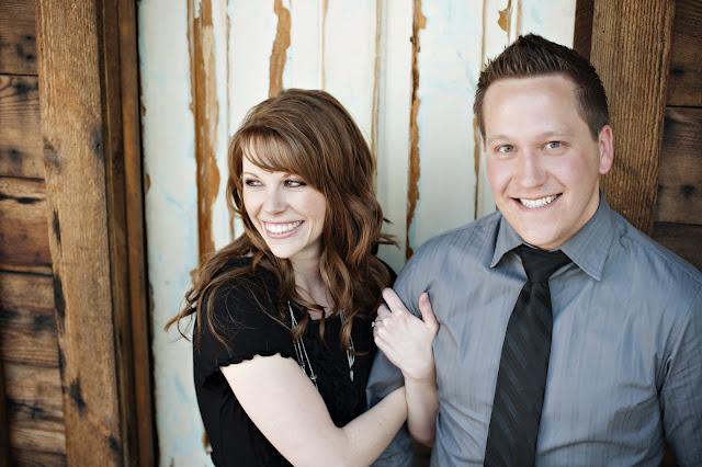 Kimberly + Tom ~ Rexburg Engagement Photography