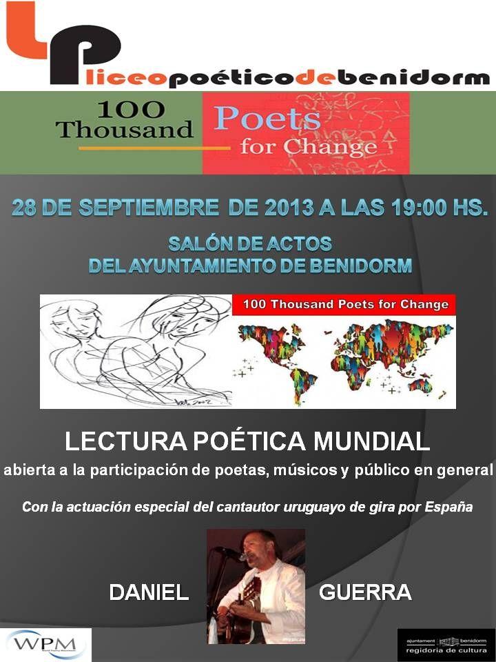 100 poetas: