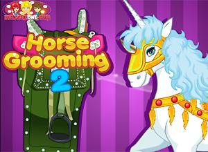 Horse Grooming 2