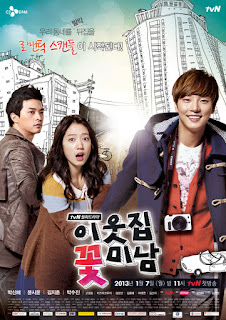 Sinopsis Flower Boy Next Door Eps. 1-16