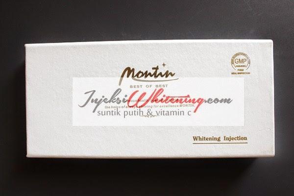 Montin Whitening Injection, montin whitening, montin injeksi