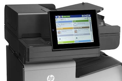 HP X585DN