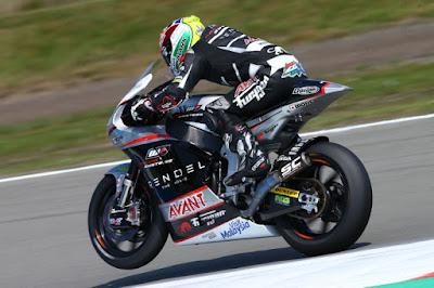 Hasil Lengkap Latihan Bebas 2 Moto2 Assen, Belanda 2015