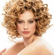 media melena bonito corte de pelo degradado por detrs