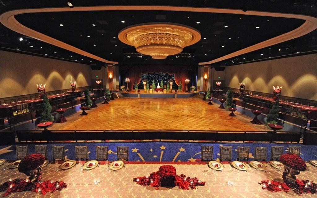 Disneyland Hotel Grand Ballroom Disneyland Hotel's Grand