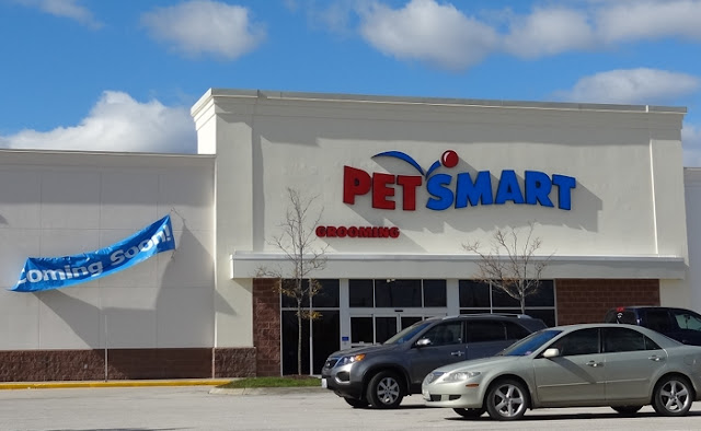 PetSmart,Opening,Bangor,Maine,Stillwater Ave,Store,New,Pet