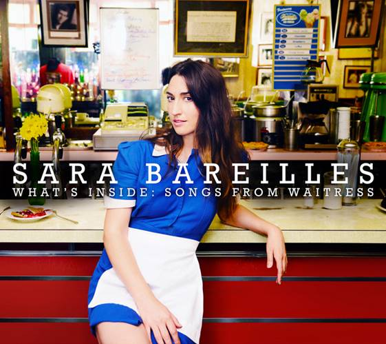 Hot sara bareilles whats inside songs from waitress voltagebd Image collections