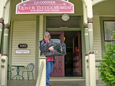 Robin Atkins bringing beadwork to La Conner Quilt & Textile Museum for exhibition