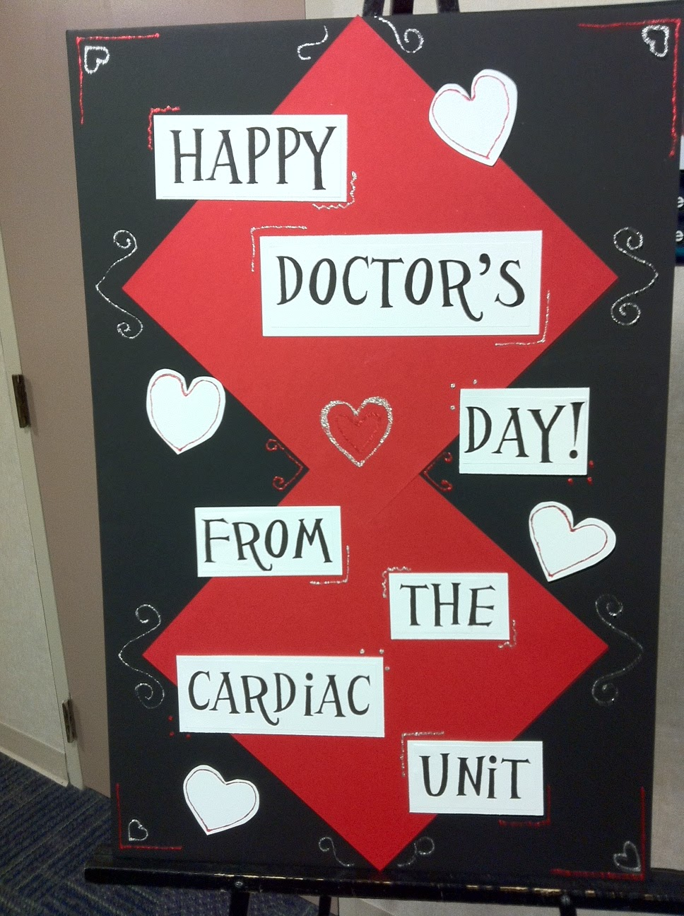 Happy Doctor's Day 2011 Celebration Poster