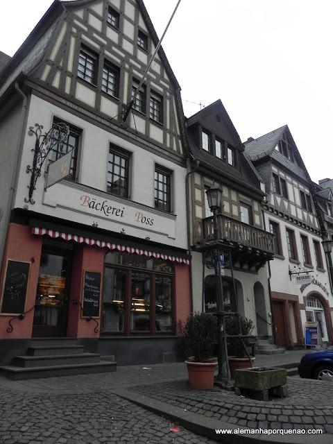 A linda Oberwesel