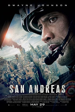 Terremoto la Falla de San Andres en Ingles Subtitulado