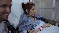 историята на жената, която на 37 години тежеше 18 кг и 114 грама продължава